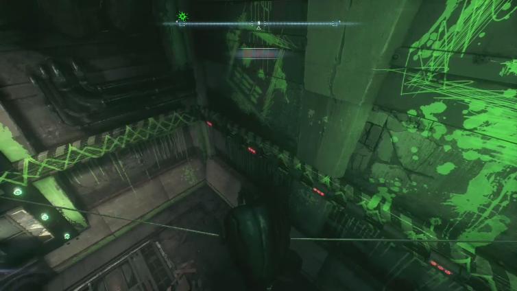 Bloody Pzycho playing Batman: Arkham Knight