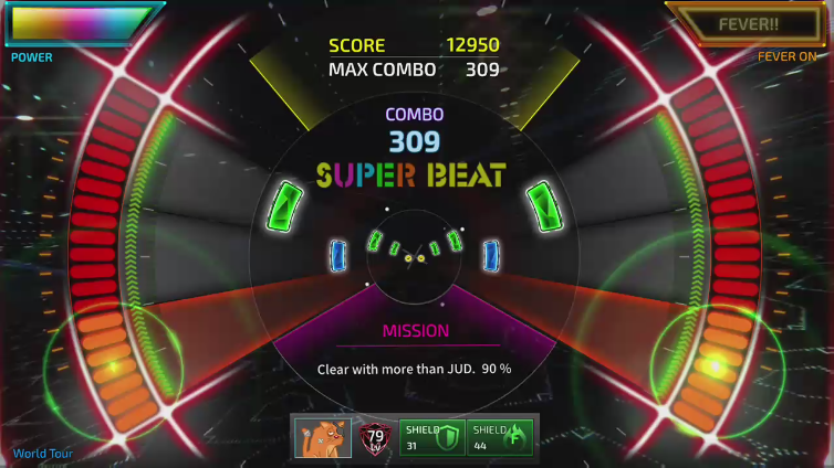 SUPERBEAT: XONiC