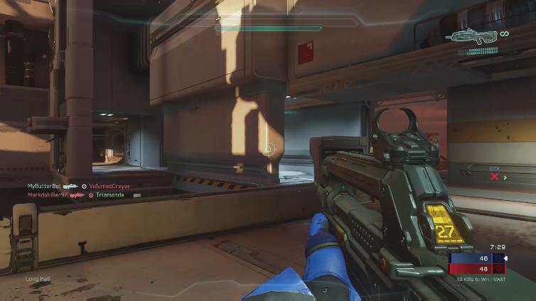 ShouldaDidBetta playing Halo 5: Guardians