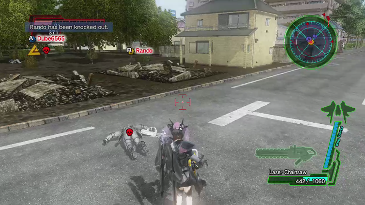 JCoolGames playing Earth Defense Force 2025
