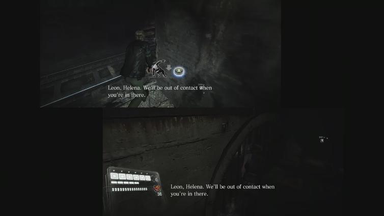Kyzirado playing Resident Evil 6